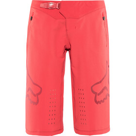 Fox Defend Baggy Shorts Naiset, rio red